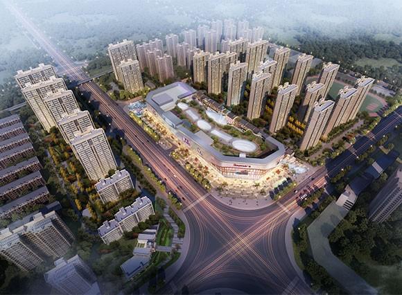安庆弘阳广场项目0502、0601地块规划方案 9栋多高层住宅共952户