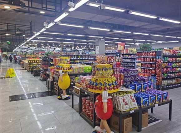 富力新城不仅有潞河医院香河医康院区,您想要的超市超大面积达3000平方米的首森超市也来啦!