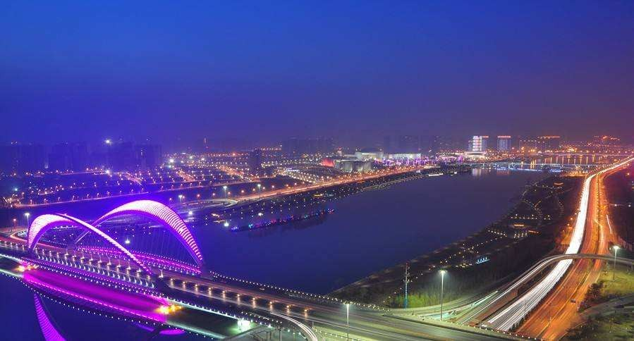 宜业 宜居 宜乐 宜游  太原聚力打造全国区域中心城市