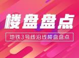 吐血收集:南昌地铁3号线沿线楼盘盘点!
