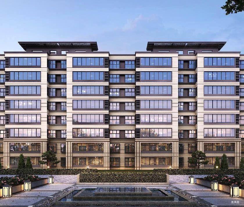 银城荟领未来苑建造低密洋房_精装品质升级