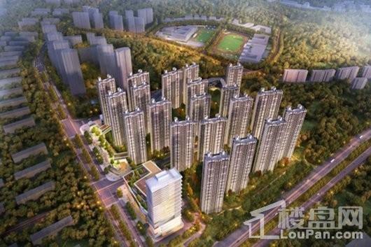华侨城翡翠天域加推92-138㎡户型 满足刚需和改善所需!