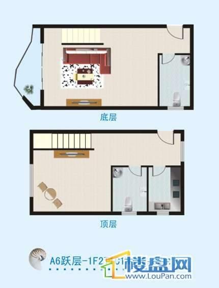 博鳌左岸户型图