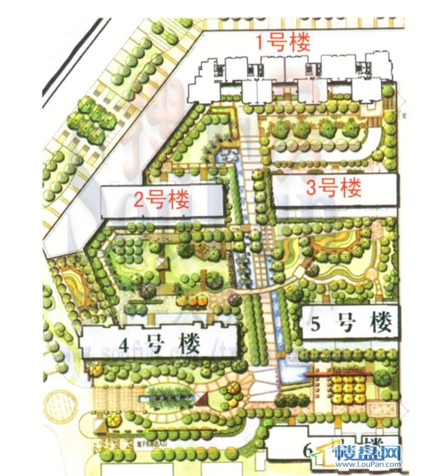 龙湾国际 户型图