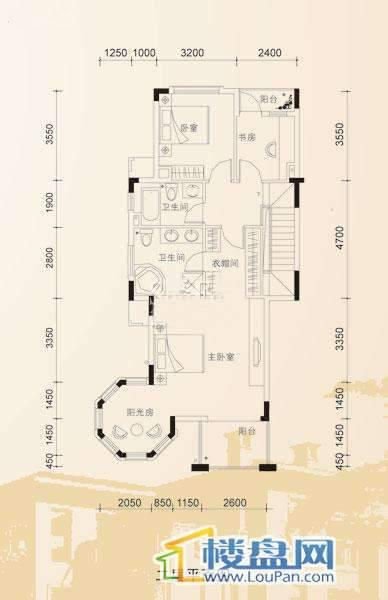 中天托斯卡纳S5-D二层