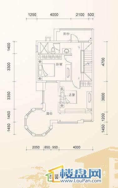 中天托斯卡纳S6-D 四层