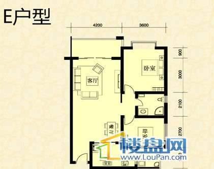 东太凯旋春天2期2室2厅1卫