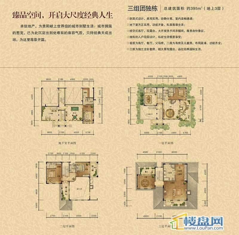 经典天成三组团独栋(地上三层)总建筑面积约395㎡.jpg
