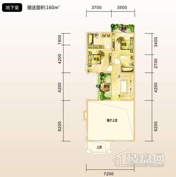 中铁共青湖 联排别墅1
