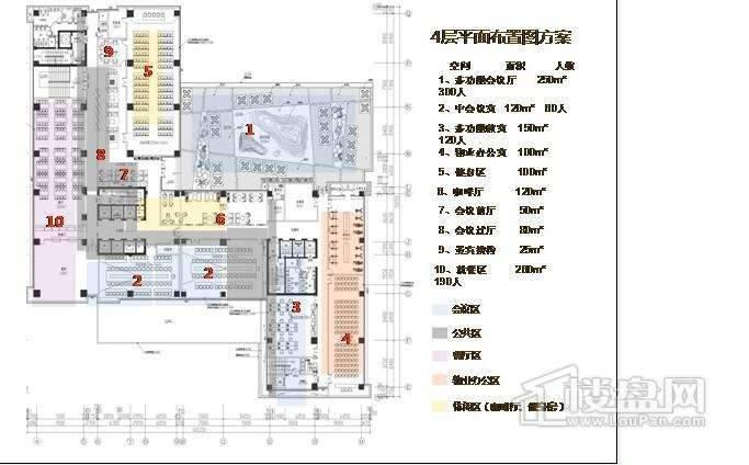 黔桂国际商务中心户型图