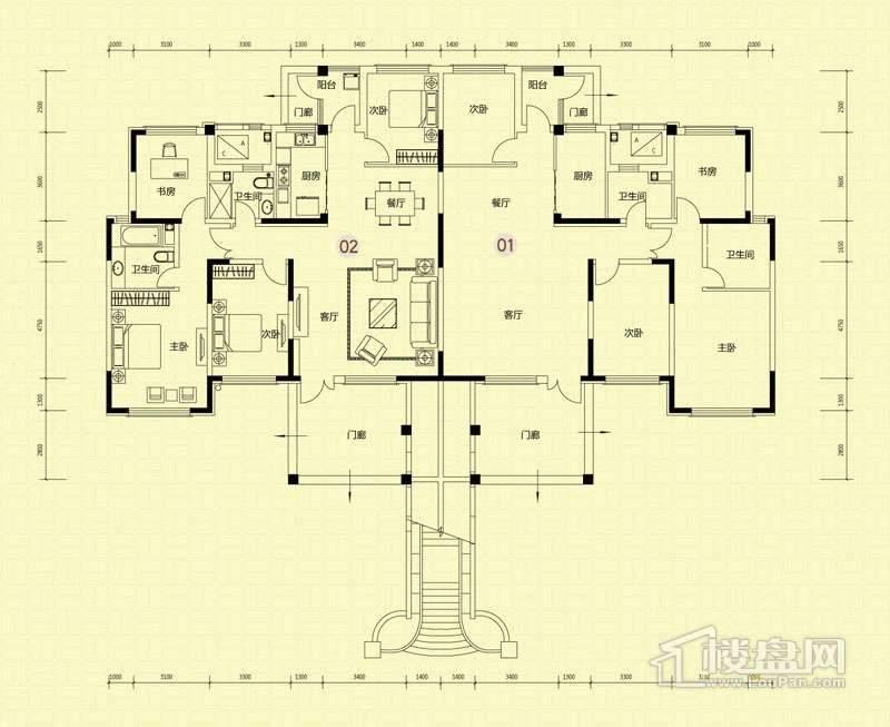 4-5-21-30-32-33-34叠拼洋房X2首层.jpg