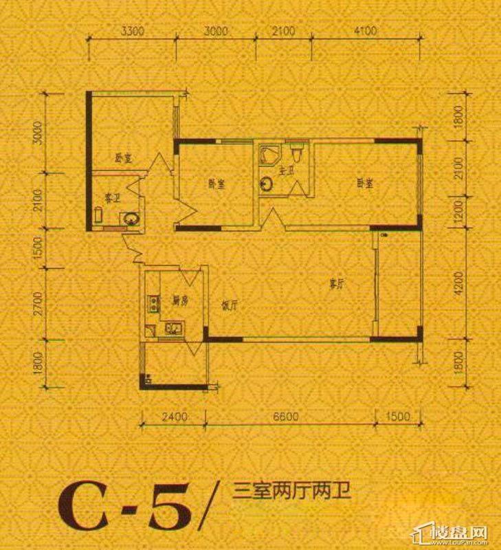 C-5户型图