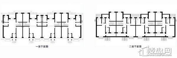 拙墅TS-1户型图6室3厅3卫1厨-415