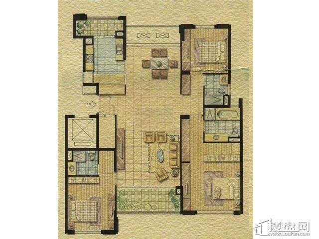 太湖锦园D23室2厅2卫