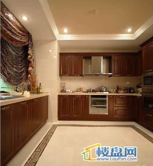 样板房-厨房