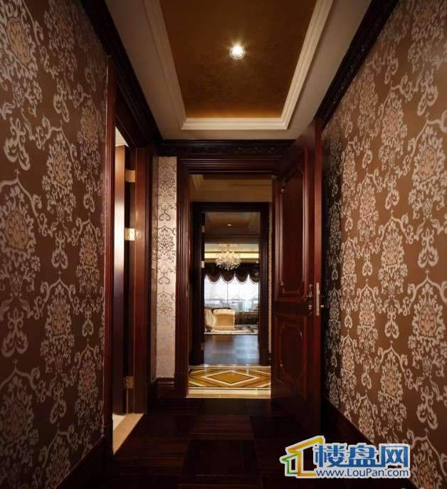 样板房-走廊