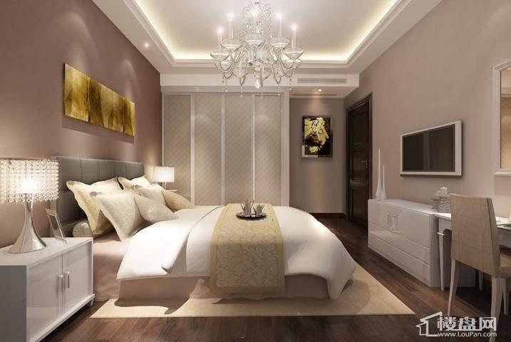 卧室 样板房