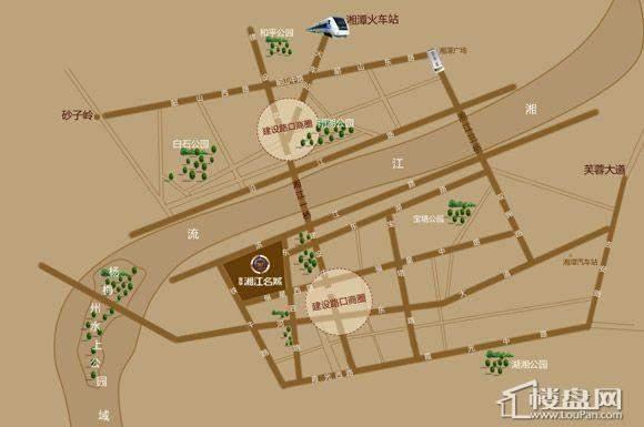 宜华·湘江名城