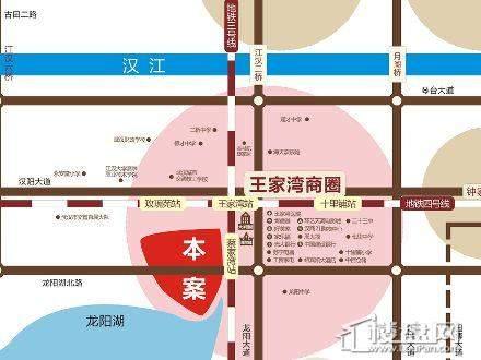 中国铁建国际城位置图