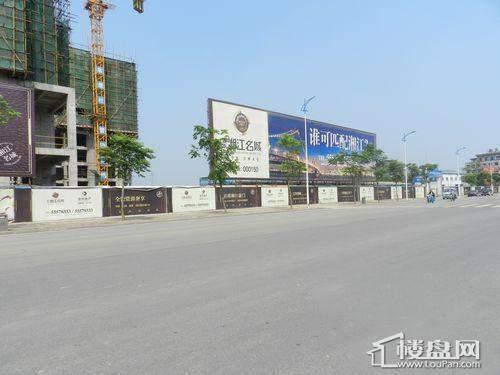 湘江名城实景图