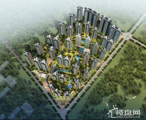 新景·未来城效果图