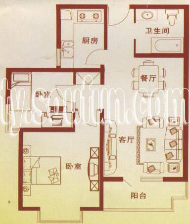 彩虹湾3#-C