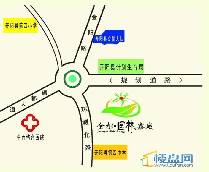 金都园林鑫城