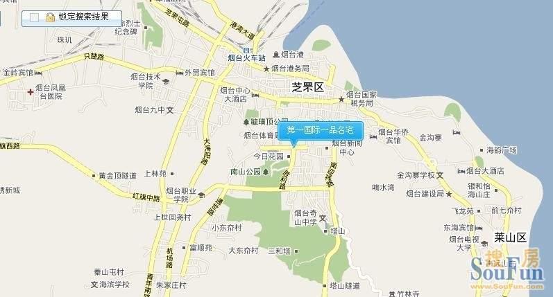 第一国际交通图