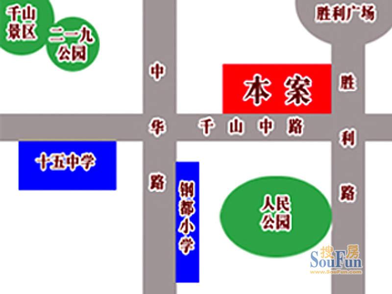 皇冠国际交通图