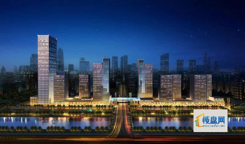 天津科技广场实景图