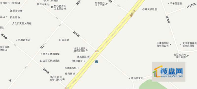 富海公寓位置图