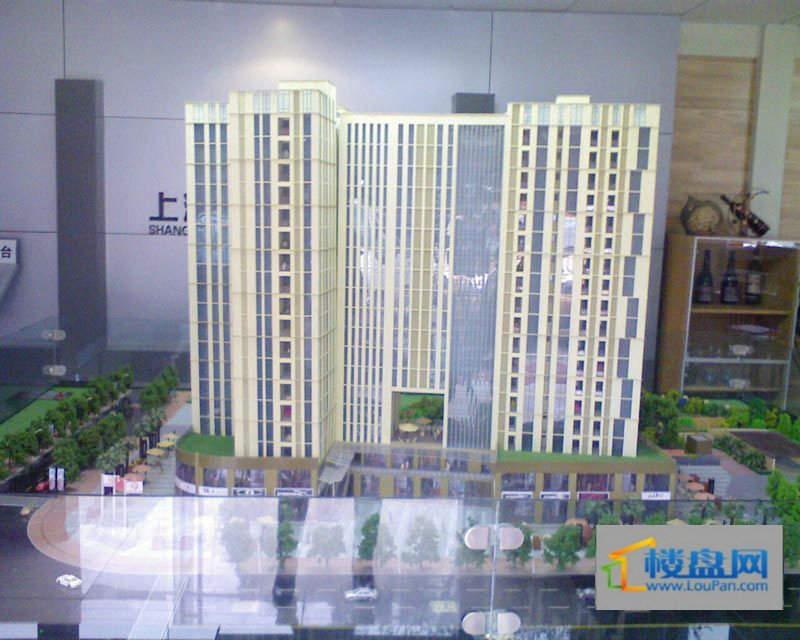上海中优国际广场实景图