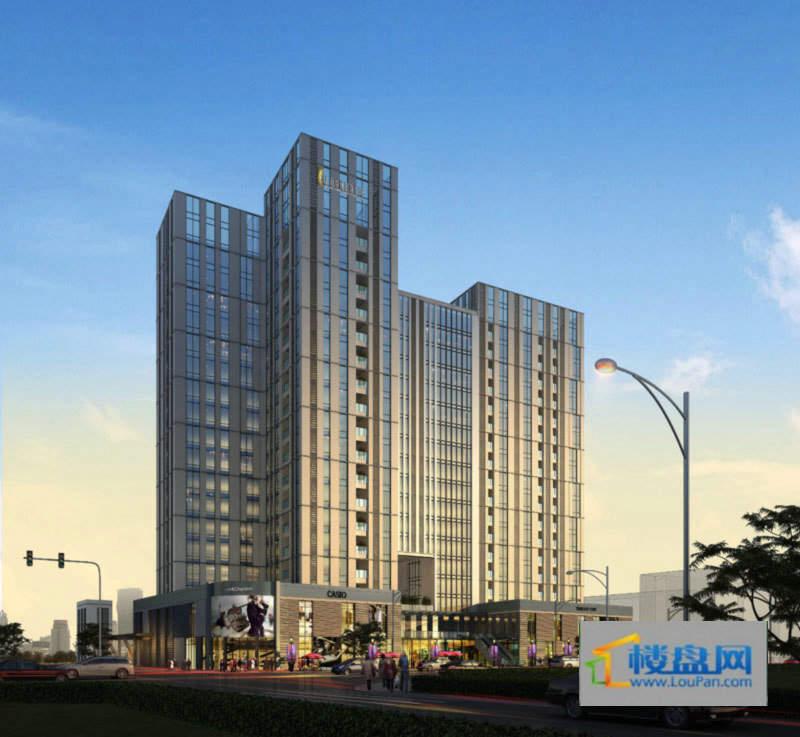 上海中优国际广场效果图