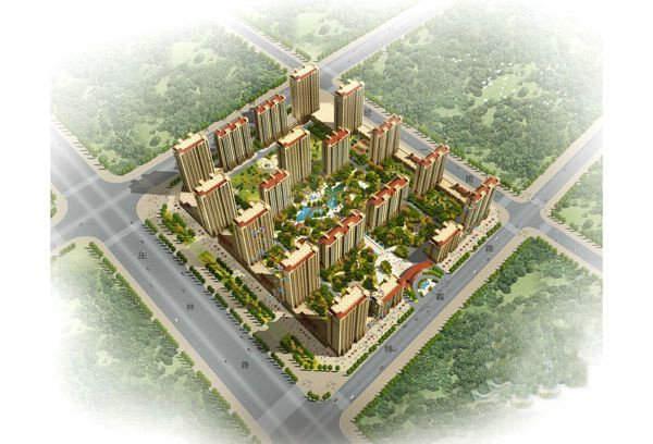 隆昌·东城天下交通图