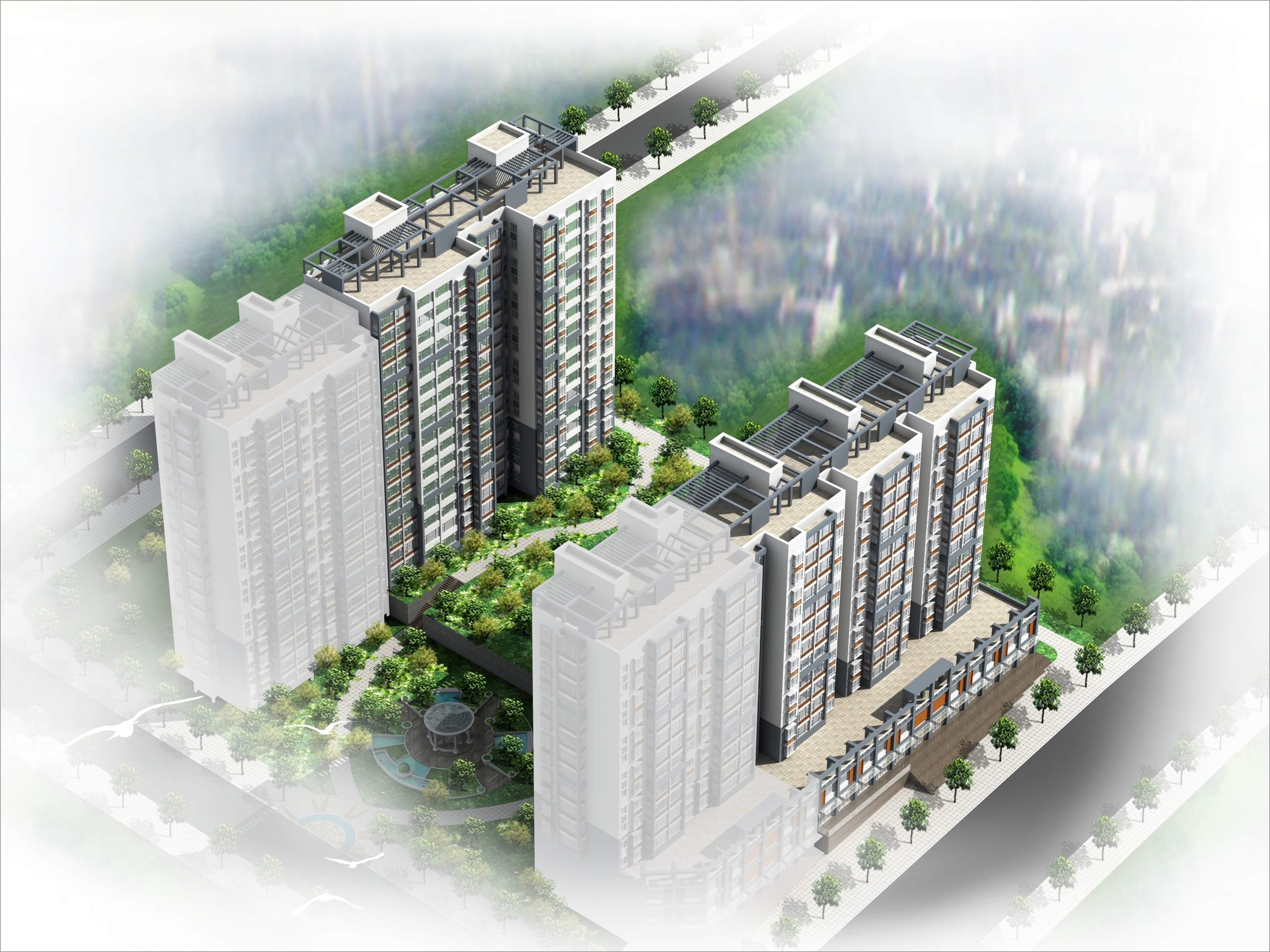 欣中富丽城2号楼