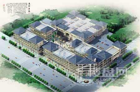 罗溪汤庄商贸中心