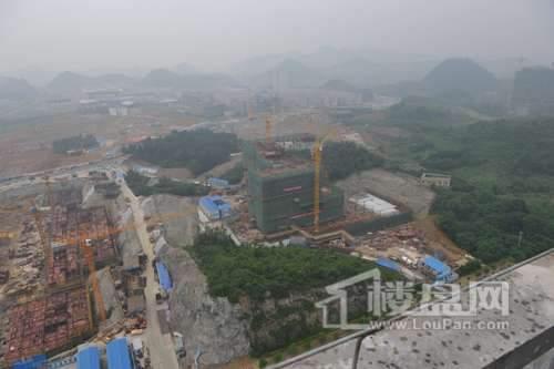 黔桂国际商务中心施工图