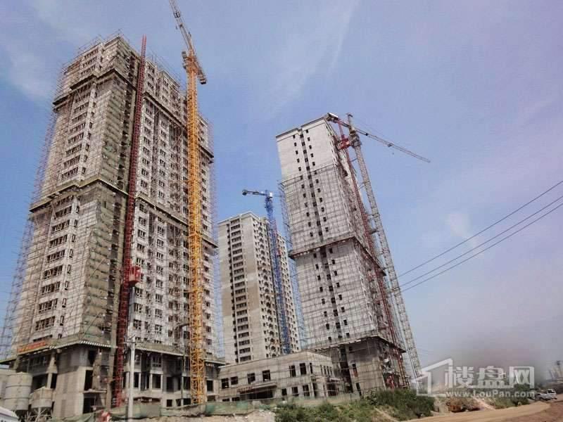 红星城项目工程进度实景图(2012-7-17)10