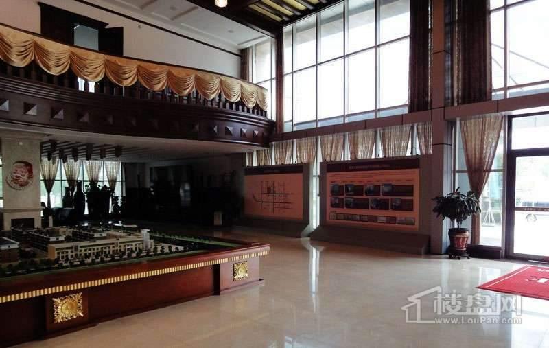金京赛丽斯销售中心内部实景图(2012-7-4)