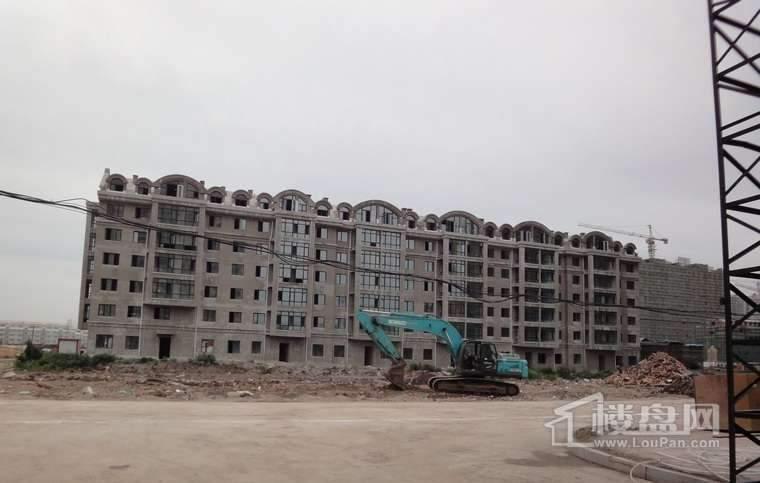 丽都国际项目多层实景(2012-7-12)