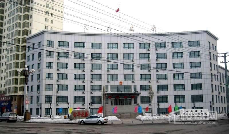 丽都国际对面 区检察院(2010.2.16)