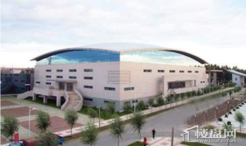 汇锦庄园周边哈尔滨第三中学(2012-05-11)