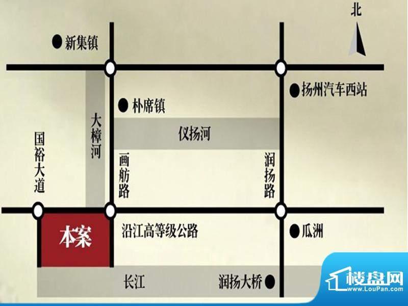 第二江南交通图