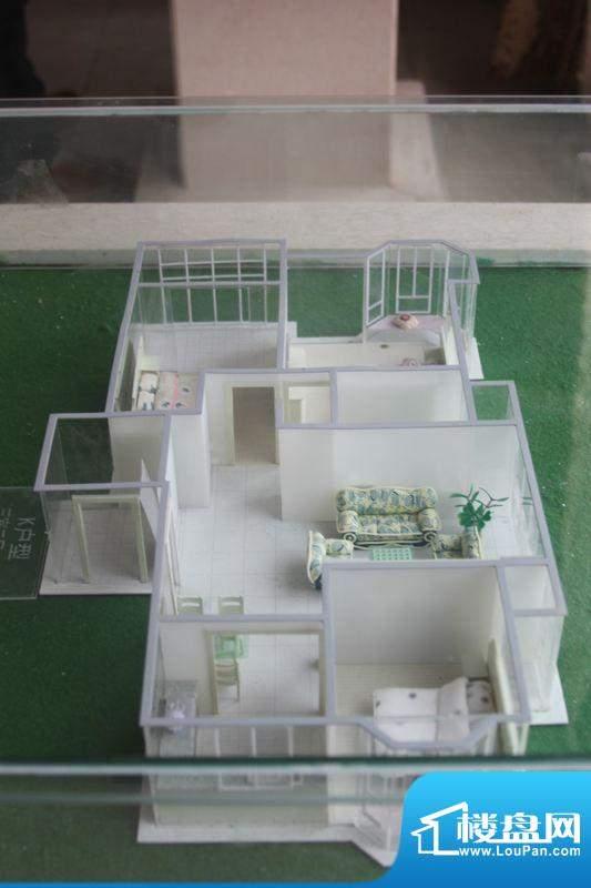 怡景新城K户型 3室2面积:108.68平米