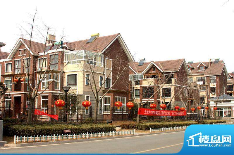 汇龙国际花园实景图(2012-02-09)