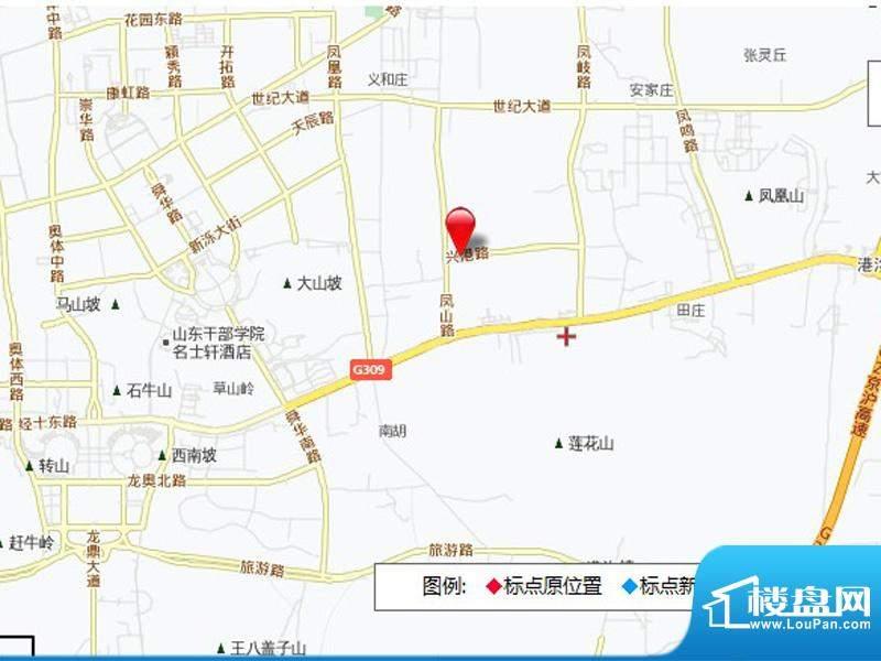 三庆·城市主人交通图