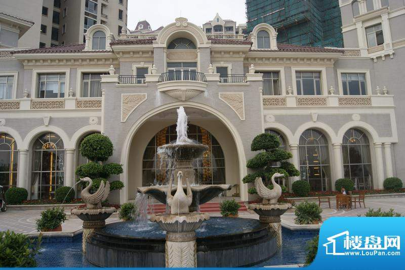 锦绣国际花城售楼中心外景(2011-11-22