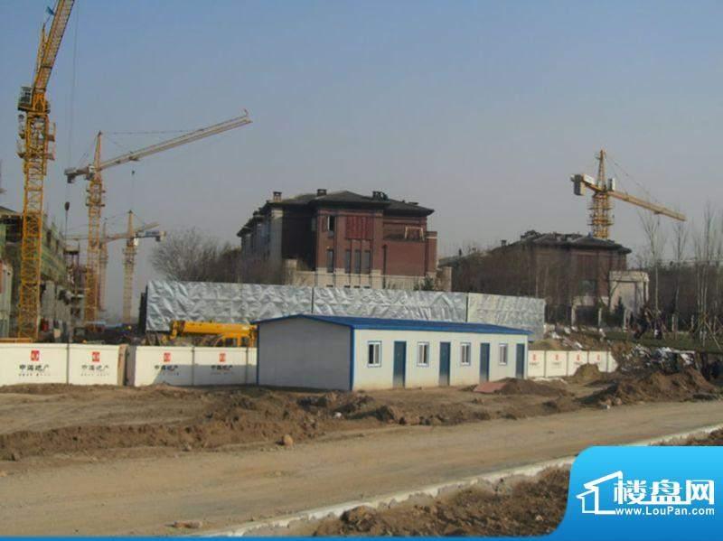 中海国际社区外景图(20111125)