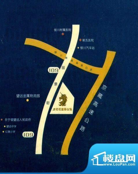 黄土地文旅小镇交通图