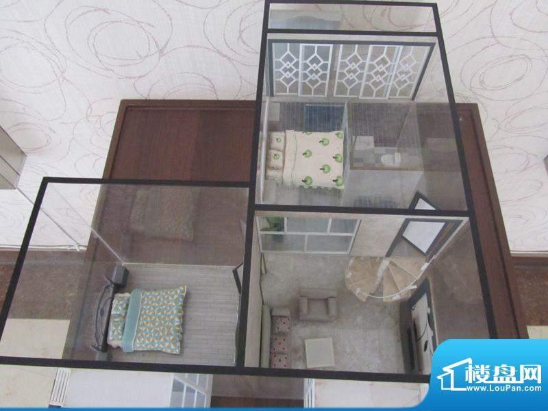 兰花花国际公寓户型面积:67.50m平米